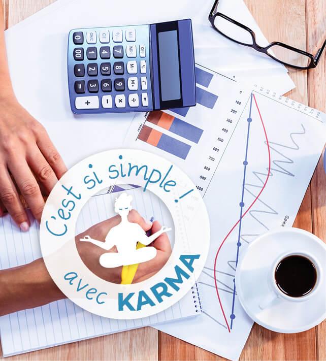 Comment les taux moyens évoluent ? - KARMA FINANCE